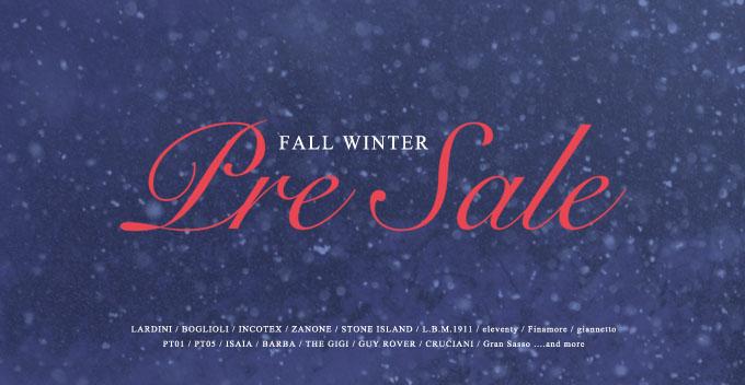 #Pre Sale
